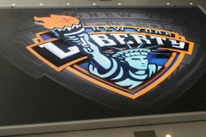 New York Liberty Basketball Game Demo